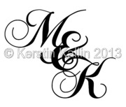 Monograms With Letters K And M The Monogram Page