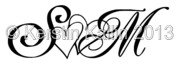 Monograms with letters A, J and M   The Monogram Page